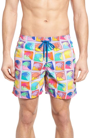 Vilebrequin Alex Israel Swim Trunks