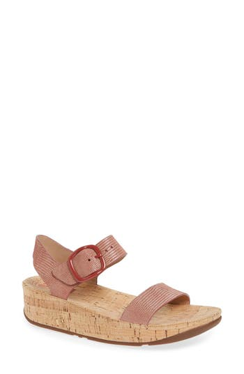 Fitflop Bon Sandal, Red