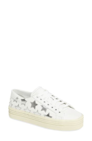 Saint Laurent Double Court Classic Sneaker
