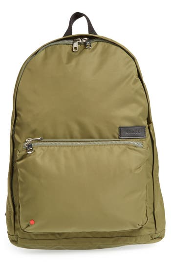 State Bags The Heights Lorimer Backpack - Green
