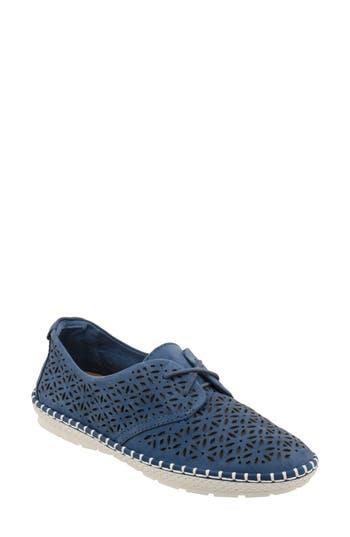 Earth Pax Sneaker, Blue
