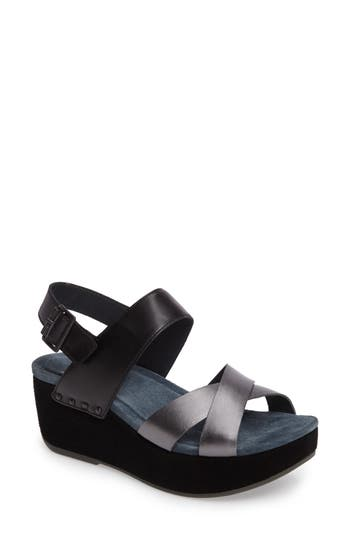 Women's Dansko Stasia Platform Wedge Sandal