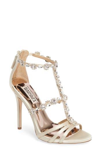 Badgley Mischka Thelma Crystal Sandal