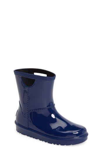 Toddler Ugg Rahjee Rain Boot, Blue