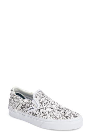 Vans Classic Dx Slip-On Sneaker- White