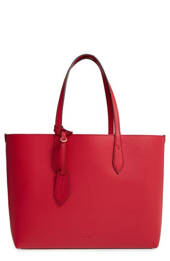 Burberry Reversible Leather Tote -