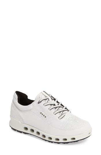 Ecco Cool 2.0 Gtx Waterproof Sneaker, White