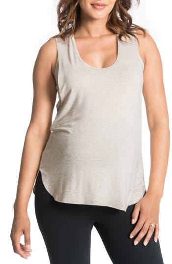 Bun Maternity Maternity/Nursing Swing Tank