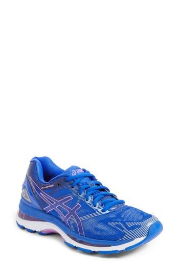 Asics Gel-Nimbus 19 Running Shoe B - Blue