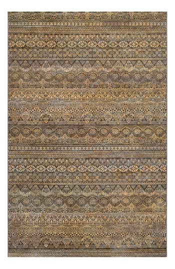 Couristan Easton Capella Area Rug, ft 0in x 3ft 7in - Brown