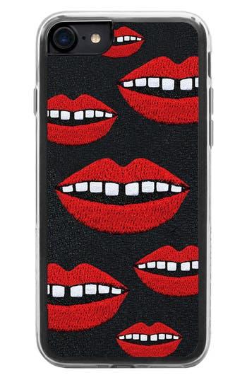 Zero Gravity Hello Iphone 7 & 7 Plus Case - Black