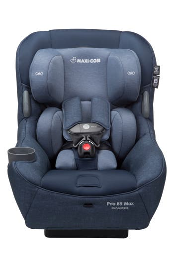 Infant MaxiCosi Pria(TM) 85 Max Nomad Collection Convertible Car Seat Size One Size  Blue