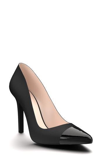 Shoes Of Prey Cap Toe Pump