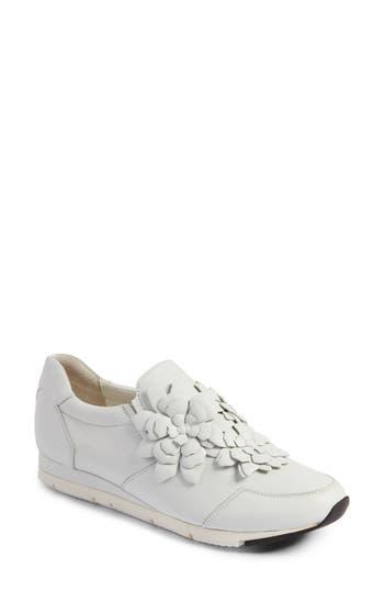 Kennel & Schmenger Tiger Flower Sneaker, White