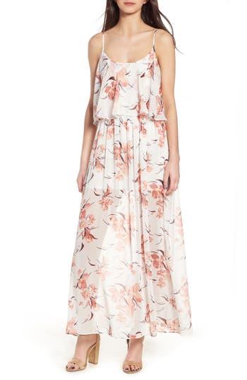 Leith Double Layer Maxi Dress