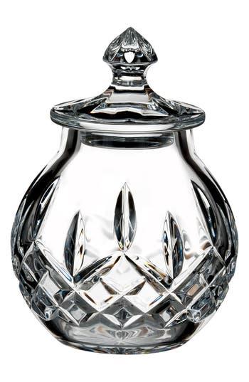 Waterford Lismore Small Lead Crystal Jar