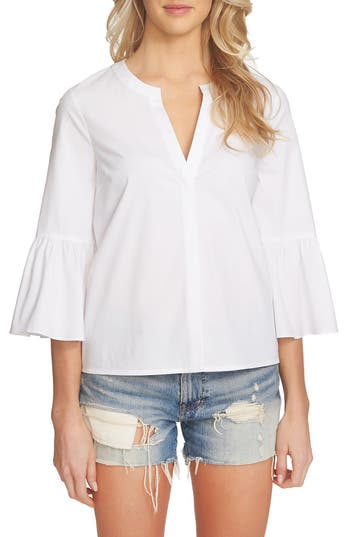 Women's 1.state Bell Sleeve Blouse