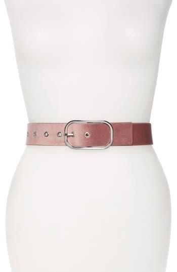 Women's Steve Madden Velvet Belt