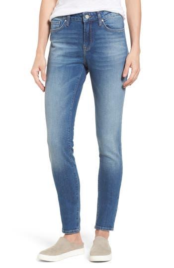 Mavi Jeans Alissa Stretch Skinny Jeans, Blue