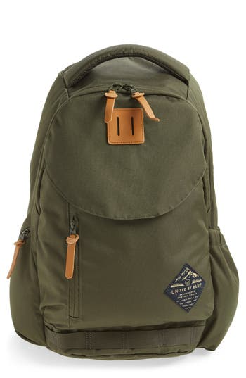 United By Blue Rift Backpack - Green