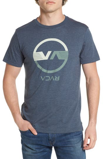 Rvca Va Wings Graphic T-Shirt