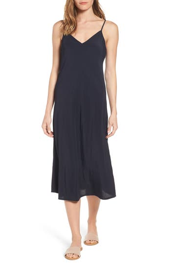 Women's Ag Perry Slipdress, Size X-Small - Black