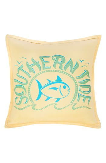 Southern Tide Skipjack Accent Pillow, Size One Size - Blue