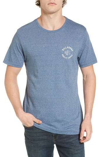 Billabong Wallace T-Shirt, Blue