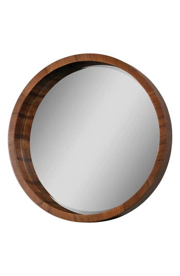 Renwil Brynjar Mirror, Size One Size - Brown