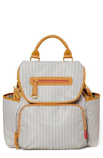 Infant Skip Hop Grand Central TakeItAll Diaper Backpack