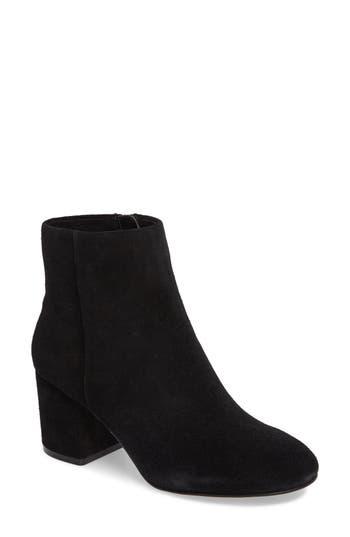 Splendid Daniella Block Heel Bootie, Black