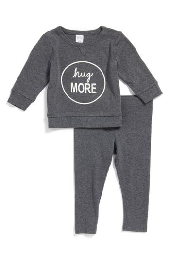 Infant Boys Nordstrom Baby Graphic TShirt  Pants Set