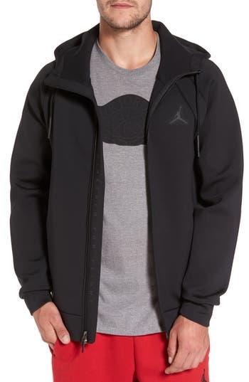 Nike Jordan Sportswear Flight Tech Shield Jacket, Black