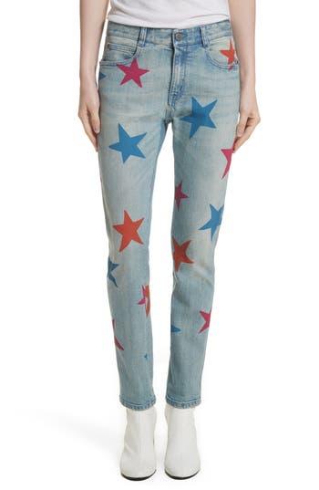 Women's Stella Mccartney The Skinny Boyfriend Star Jeans