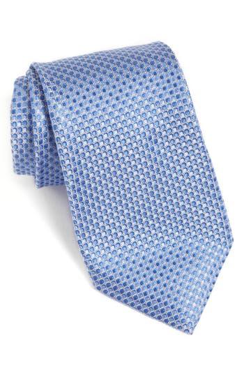 Nordstrom Men's Shop Alghero Micro Silk Tie