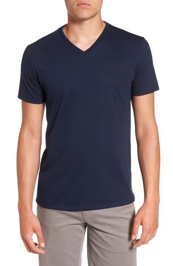 Lacoste Pima Cotton T-Shirt, Blue
