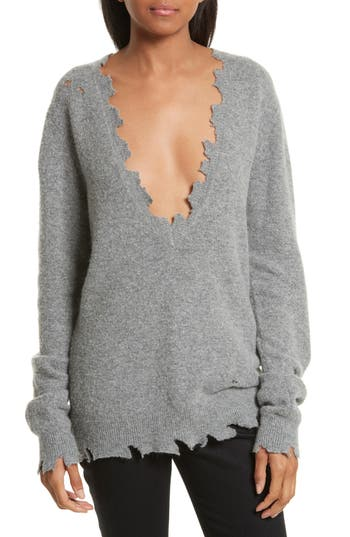 Women's Iro Brody Distressed Sweater at NORDSTROM.com