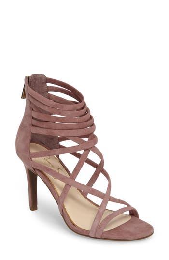 Jessica Simpson Harmoni Sandal, Purple