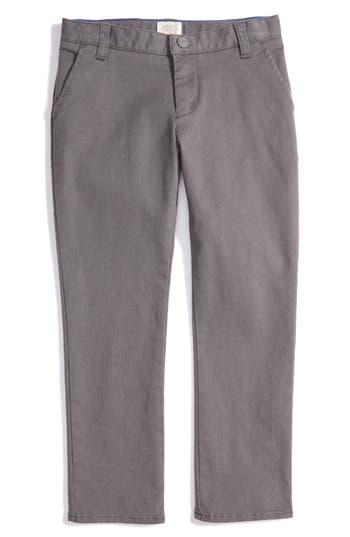 Boys Armani Junior Stretch Cotton Twill Pants