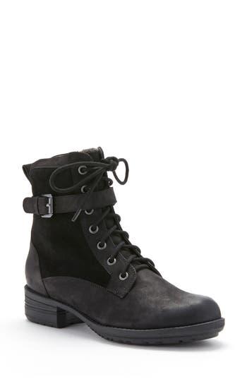 Blondo Tunes Waterproof Moto Boot, Black