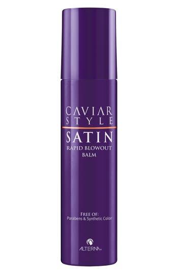 Alterna Caviar Style Satin Rapid Blowout Balm, Size
