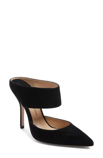 Paul Andrew Rusca Pump, Blue