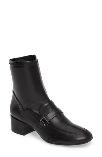 Charles David Mod Loafer Bootie EU - Black