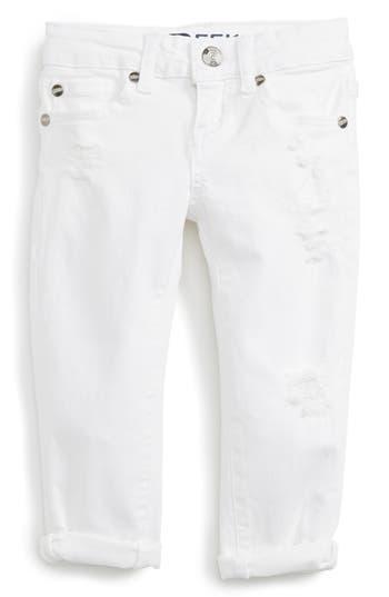 Girl's Peek Greta Distressed Skinny Jeans