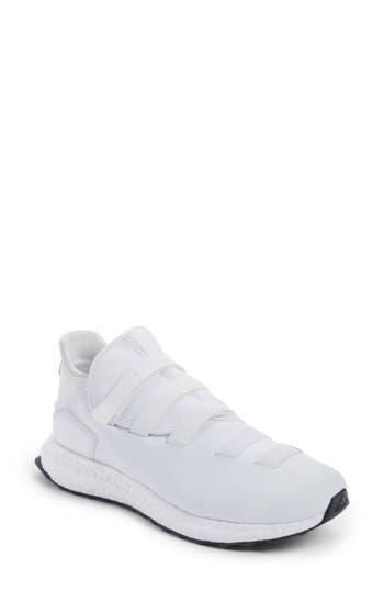 Y-3 Zazu Strappy Sneaker, White