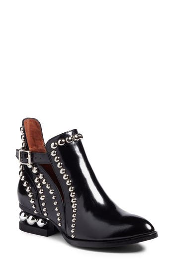 Jeffrey Campbell Rylance Studded Bootie