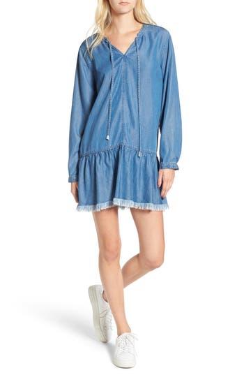 Rails Mel Chambray Tunic Dress, Blue