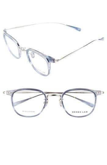 Derek Lam 4m Optical Glasses - Blue Smoke