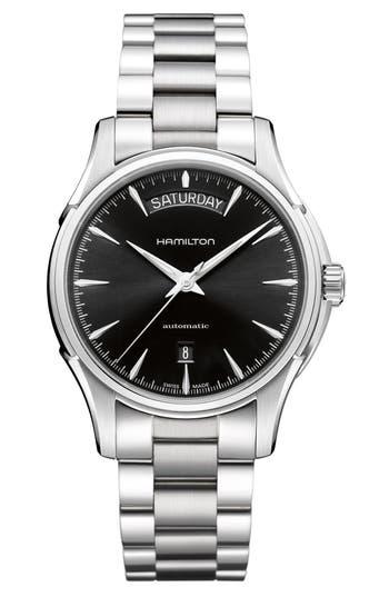 Hamilton Jazzmaster Automatic Bracelet Watch, 40Mm