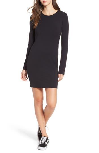 Obey Easton Sheath Dress, Black